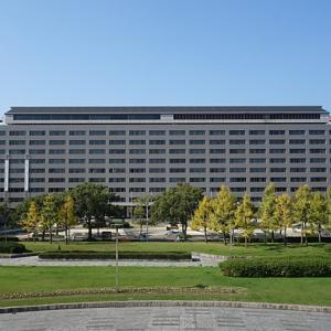 福岡県知事が再入院 肺の疾患疑い、昨年12月に続き