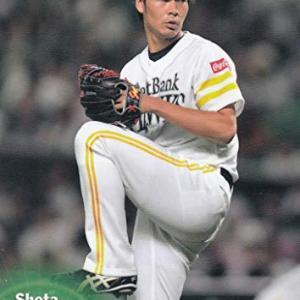 武田翔太 7回途中2失点で1ヶ月ぶり4勝目!「拓也さんのおかげ」