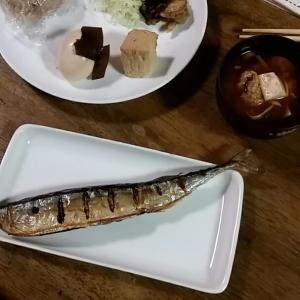 秋刀魚が食べたくって!(*^^*)
