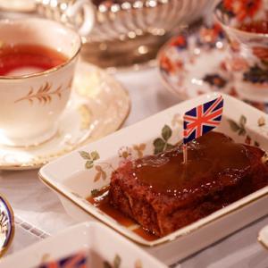 紅茶とフードのマリアージュ