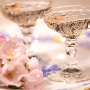 サクランボ桜の桜ジャム ティーハウスれりっしゅ