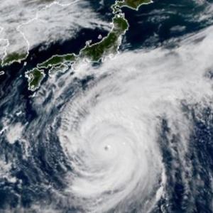 台風19号(2019年10月12日、土曜日)