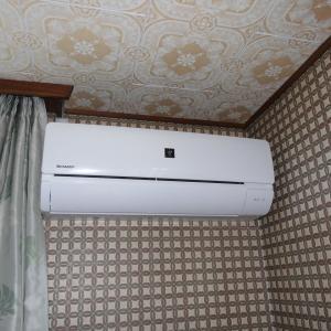 エアコンの工事