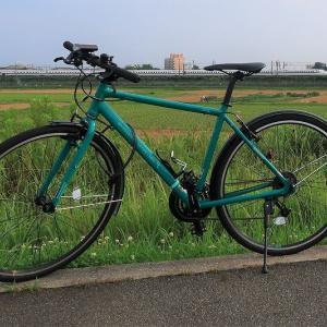 自転車がやってきた!