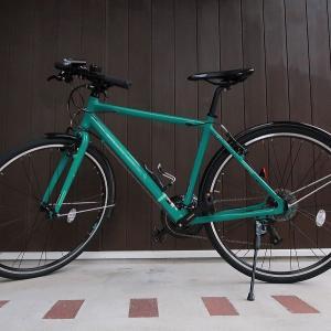 自転車の最初の点検