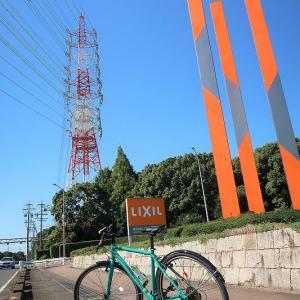自転車で知多半島へ!