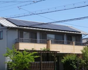 8月の太陽光発電の結果