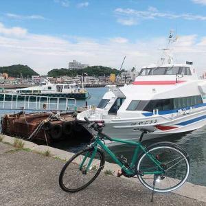 自転車で知多半島の先っちょまで!