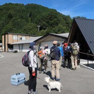 富士見台高原でハイキングを楽しむ ♪