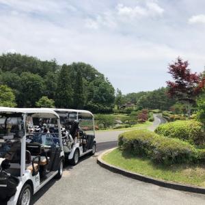 Masaオジのゴルフデビュー ♫