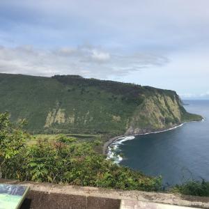 ハワイの旅も終わりです〜