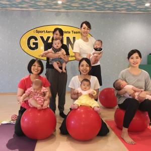 産後はじめて体を動かしたい!という方にちょうどいい「はじめて産後エクササイズ教室」(前橋)