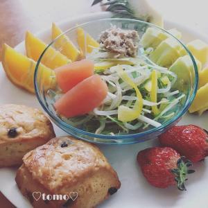 2月23日の朝ごはんと幻魚のお味噌汁(*´ω`*)