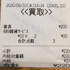 一日一スッキリ☆リサイクルショップに持っていく・買う×2