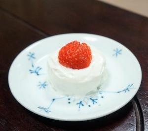 お誕生日のケーキはね♪