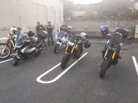 yamaha motorcycle dayに参加 DAY.1