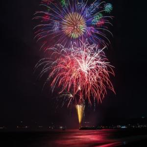 コロナで今年は中止の花火大会