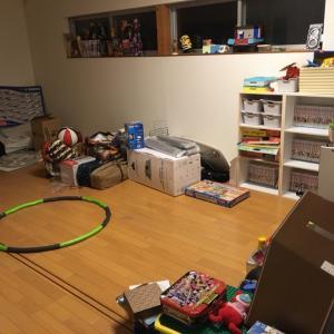 【子供部屋実例】廊下がゴミで通れない!!家族みんなで頑張った1日!