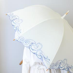 女優日傘って知ってる?気分の上がる素敵な日傘、見つけました。