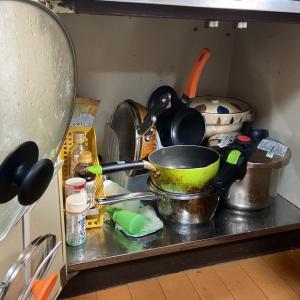 一歩一歩、夢を形に。キッチンBEFORE→AFTER