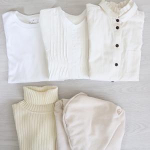 春の洋服14着をどれだけ着まわせるかやってみた結果