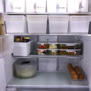 【100均】冷蔵庫収納がさらに楽に整った!