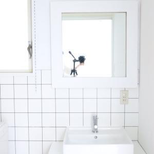 築10年の洗面台のくすみが取れない!がっかりな洗面台がツヤツヤになった簡単な方法
