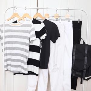 子供の洋服は畳まず収納!オープンクローゼットでキレイをキープする方法