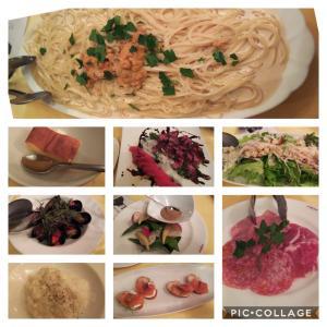 新宿でディナー