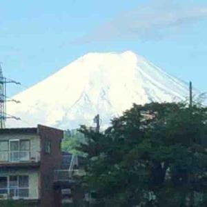 絶賛大好評連載中•今日の富士山