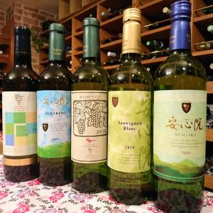 ワインが好評販売中です♪大分県・安心院葡萄酒工房