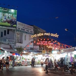 【ベトナム フーコック島】夜市場(*´∇`)