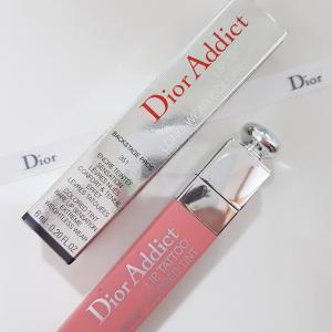 【Dior Addict】まあまあ落ちにくいLIP TATOO(*´∇`)