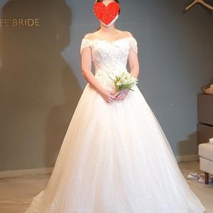 【JUBILEE BRIDE】豪華なレースのウェディングドレスに囲まれて夢の試着(´∀`*)
