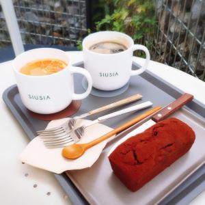【SIUSIA】デートにはオススメできないけど、美味しいパンケーキ(´∀`*)