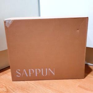 【SAPPUN】サイドゴアブーツ☆さすが韓国!通販ポチッたら到着が早い(´∀`*)