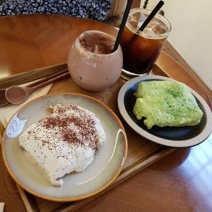 【珈琲島】Instagramで人気のティラミス食べてみた…(;A;)