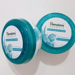 【Himalaya】Nourishing Skin Cream 水分クリーム(*´∇`)