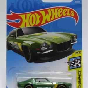 '70 Camaro -Hot Wheels-
