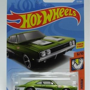 '69 Dodge Charger 500 -Hot Wheels-