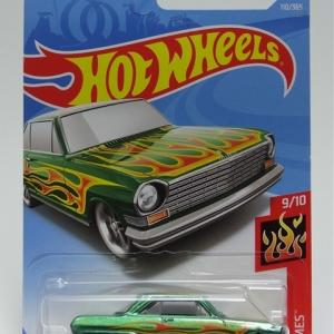 '63 Chevy II -Hot Wheels-