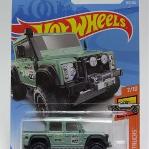 '15 Land Rover Defender Double Cab -Hot Wheels-