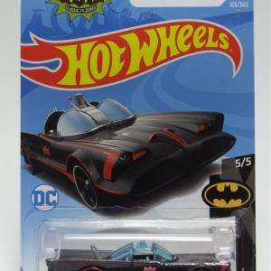 TV Series Batmobile -Hot Wheels-