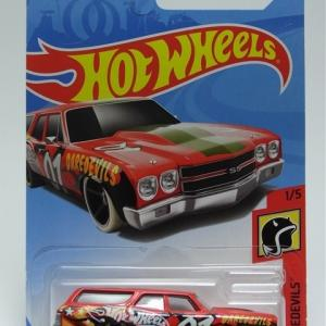 '70 Chevelle SS Wagon -Hot Wheels-