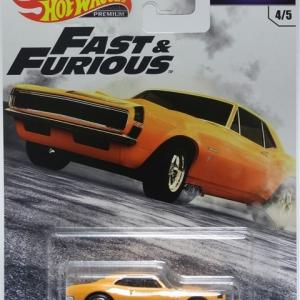 '67 Chevrolet Camaro -Hot Wheels-