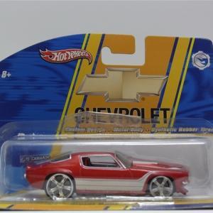 '70 Camaro -Hot Wheels-