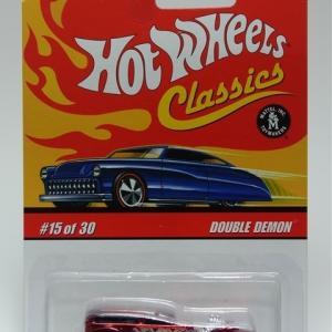 Double Demon -Hot Wheels-