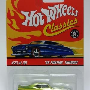 '69 Pontiac Firebird -Hot Wheels-