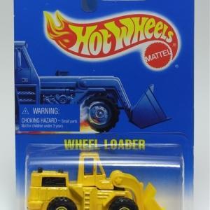 Wheel Loader -Hot Wheels-