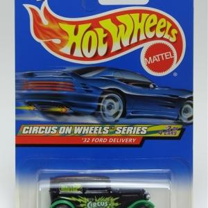 '32 Ford Delivery -Hot Wheels-